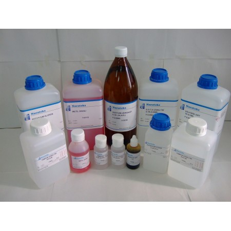 Norateks - Gümüş Nitrat - 0.1N - 1 LT