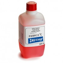ZAG TAMPON ÇÖZELTİSİ PH:4 500 ML